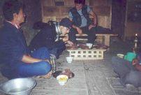 eating gendi