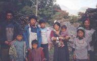 Polyandry family of Kimathanka, Nepal