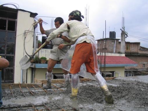 building a home in kathmandu, nepal