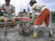 building a home in Nepal