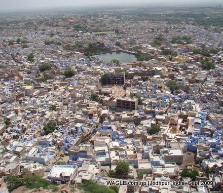 blue city johdpur