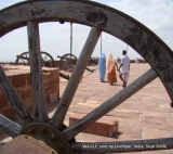 cannons at jodhpur fort