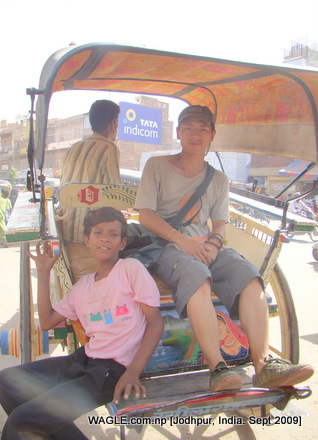 jodhpur horsecart transportation