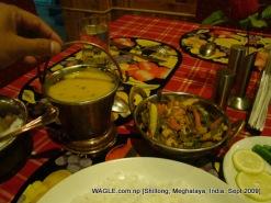 shillong food