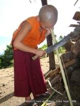 monk of sikkim