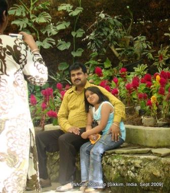 flower of gangtok, sikkim
