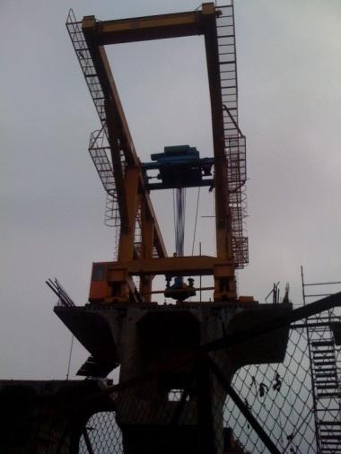 flyover jangpura nizamuddin nehru statium