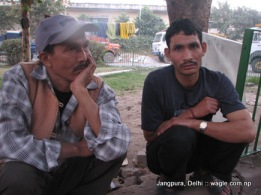 nepali migrant workers
