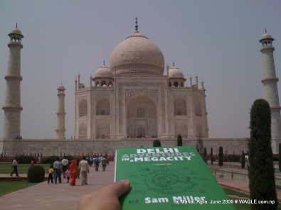 taj mahal and delhi adventure in a mega city