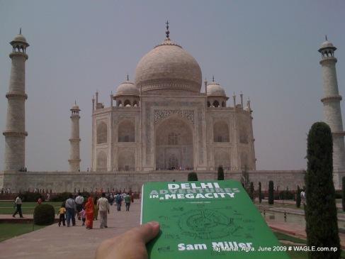 taj mahal and delhi adventure in a mega city