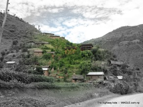 a typical Nepali village