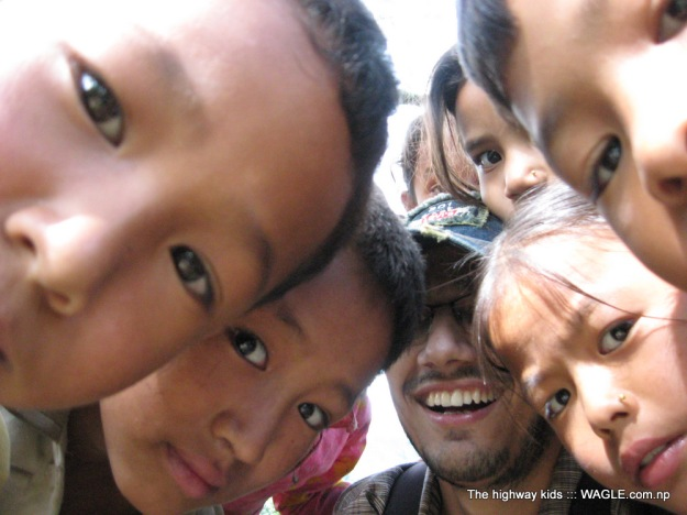 highway kids of nepal
