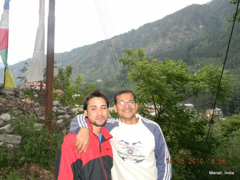 Gokul and Rajesh