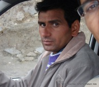 taxi driver rohtang pass himachal pradesh india