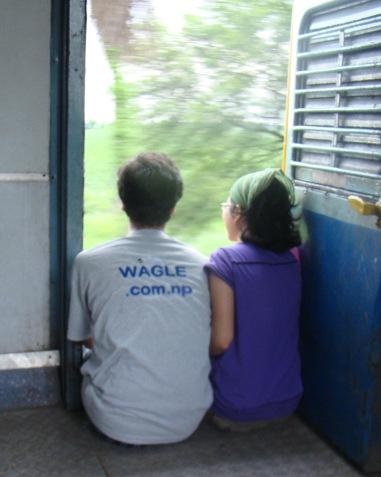 passengers of indain railways
