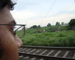 the view: railroad