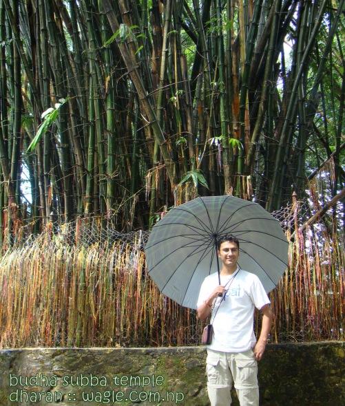 Dinesh Wagle in Budha Subba