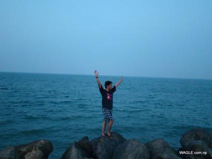 Mababalipuram Rocky Beach