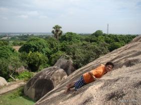 mahabalipuram india stone carving monolith temples
