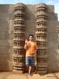 tapashya @ mahabalipuram india stone carving monolith temples