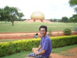 Matrimandir, Auroville, Pondicherry