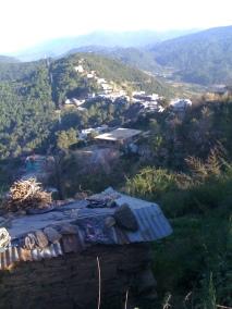Dadeldhura hills