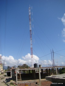 FM tower in Dadeldhura