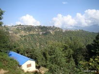 Dadeldhura district headquarter in far west Nepal