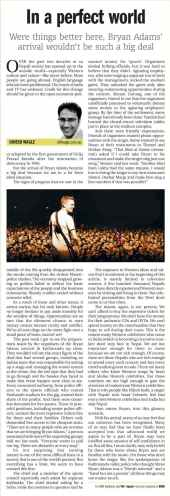 bryan adams in nepal Kathmandu Post 20 feb 2011