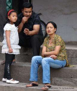 holi in kathmandu nepal
