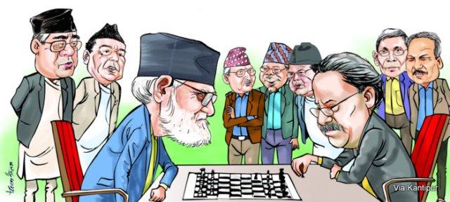 congress vs maoist. game of talks