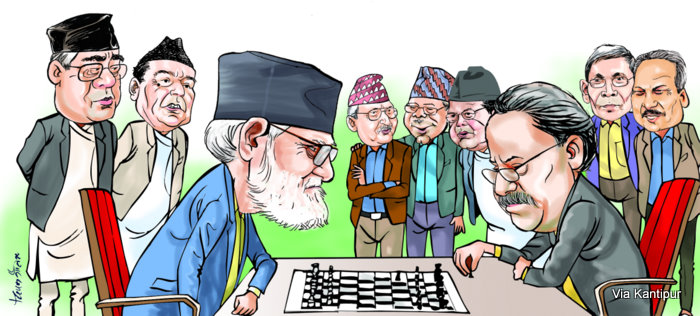 congress vs maoist. game of talks