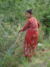 pyutaar village woman
