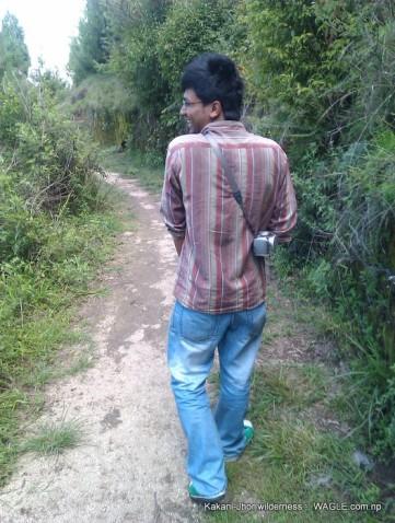 Kathmandu Kakani Jhor Hiking (30)