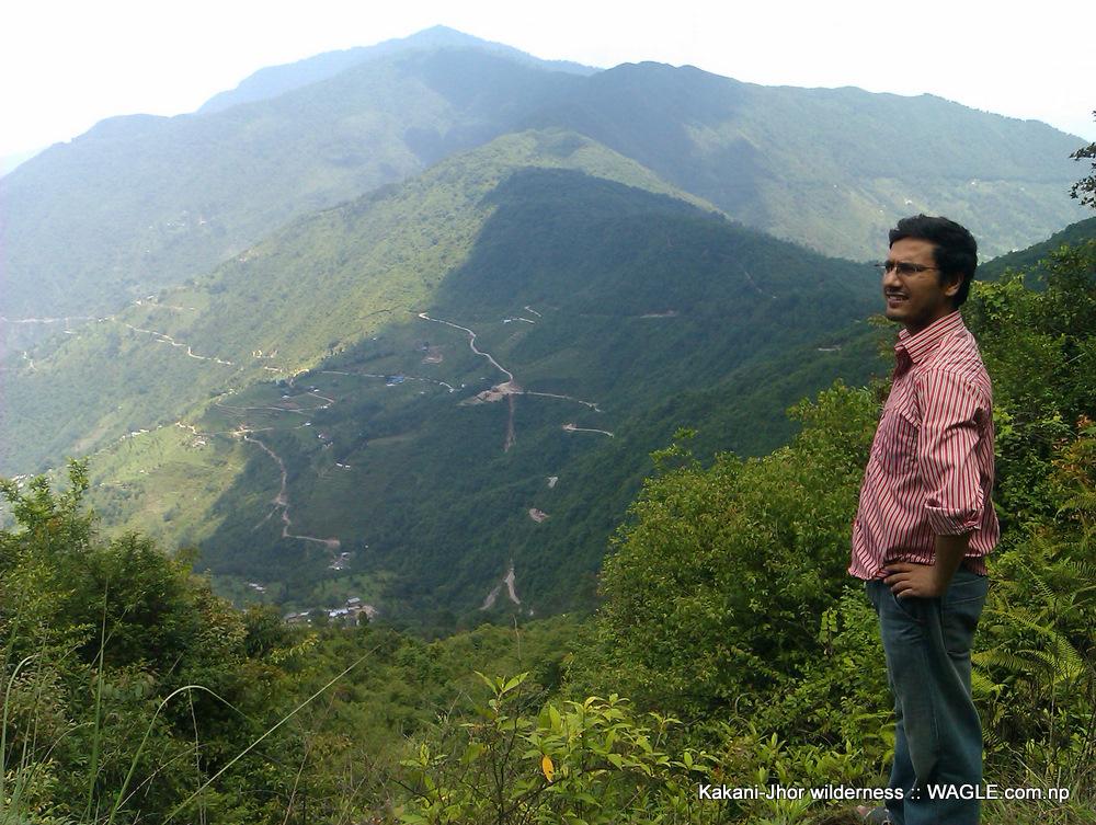 Kathmandu Kakani Jhor Hiking (47)