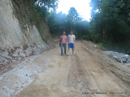 Kathmandu Kakani Jhor Hiking (56)