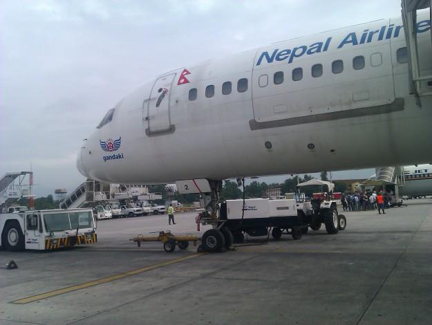 gandaki nepal airlines