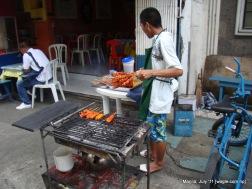 Manila street food