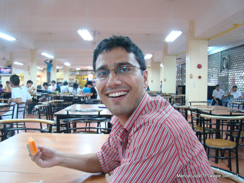 Manila food: In the Uni canteen