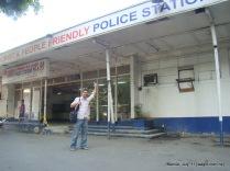 A friendly police station