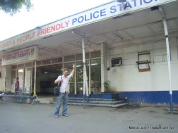 A friendly police station