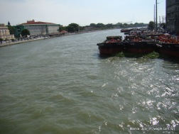 Pasig River- Near China Town