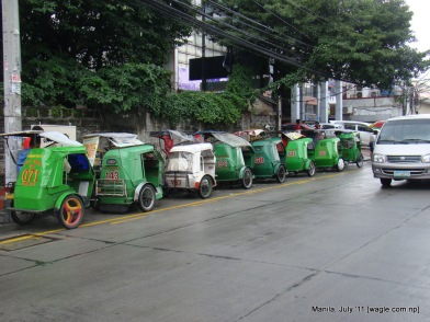 tricycles of manila (2)