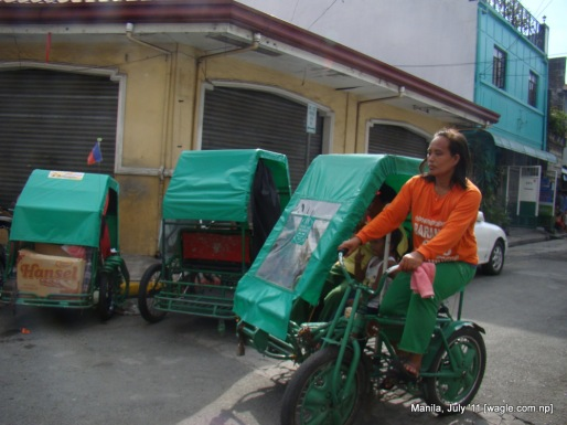 tricycles of manila