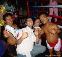 manila: midget wrestlers