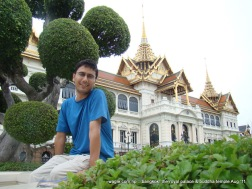 Temple of the Emerald Buddha (Wat Phra Kaew) and Grand Palace Bangkok
