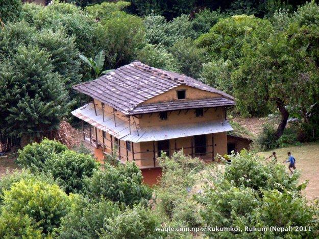 1-a house in rukumkot
