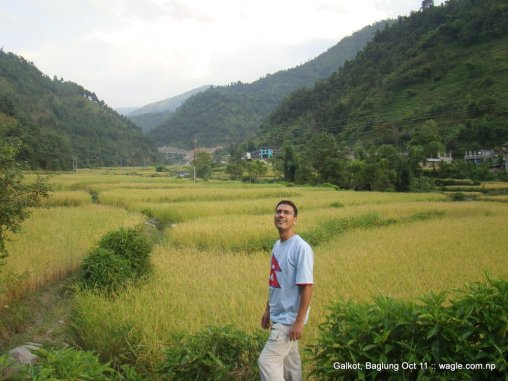 a nepali village of baglung galkot (13)