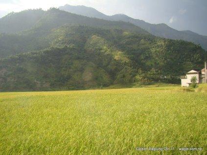 a nepali village of baglung galkot (2)