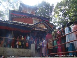 baglung kalika temple dashain festival (1)